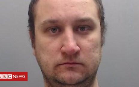 104353785 naude custodypic - Ian Naude: Cheshire PC jailed for raping 13-year-old girl