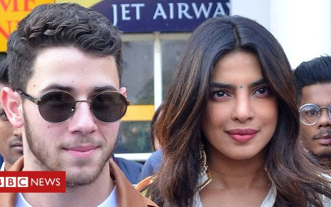 104579579 mediaitem104577108 - Priyanka Chopra and Nick Jonas marry in India