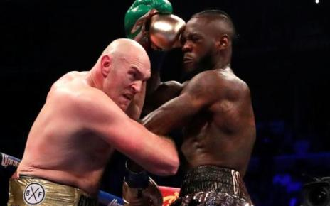 104583923 fury reuters3 - Fury and Wilder battle to stunning draw