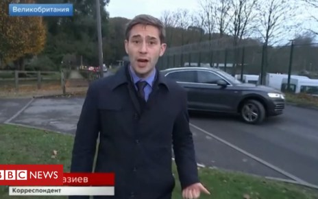 104587152 russiabase6 - Russian reporter denies trying to enter military base