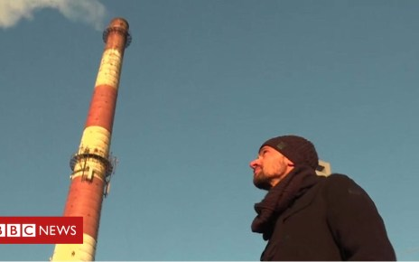 104590340 p06tgxnz - Climate activist: 'It's high time that Poland phased out coal'
