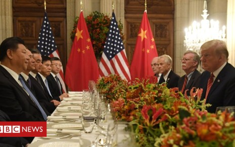104590772 gettyimages 1067251708 - Asia markets rise after US and China agree to trade truce