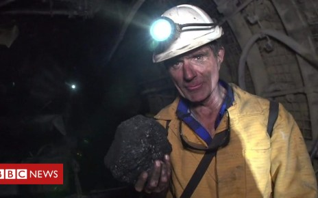 104604743 p06tl33d - A journey underground into one of Poland's working mines