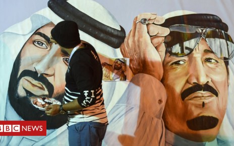 104632106 gettyimages 919613502 - My strange experience of teaching Saudi prince