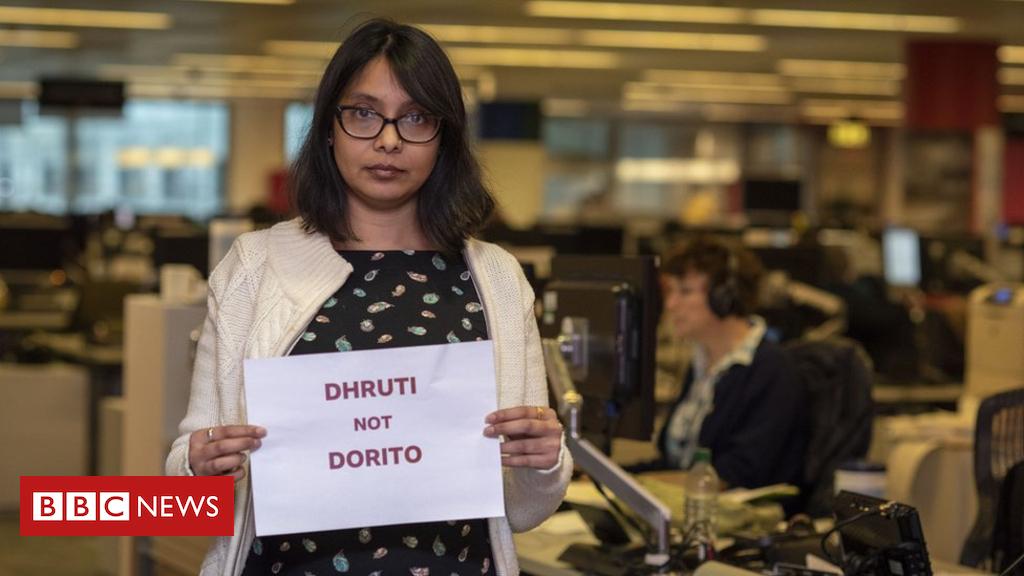 104640862 dhruti pdc0667 - Called the wrong name at work? Awkward...