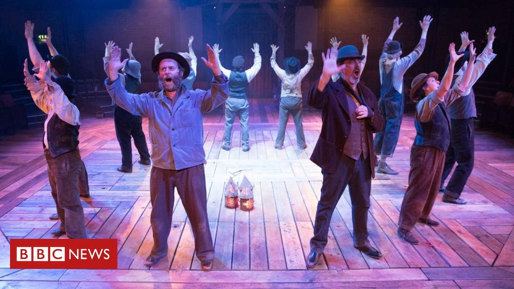 104645106 wagon - Liverpool Everyman theatre scraps rep company amid funding problems