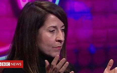 104691162 p06tyfch - Brexit: Liz Kendall on Irish-style option for UK voters