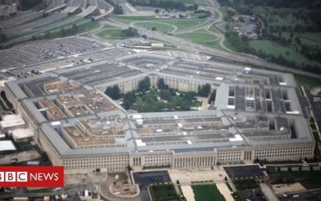 104701429 mediaitem104701428 - Fears over sensitive US military data in commercial cloud