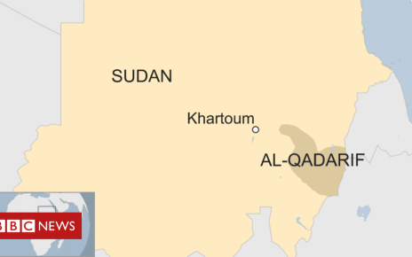 104707086 sudanqadarif1218 - Sudan helicopter crash kills officials