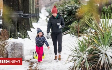 104712716 e5a83c42 8c73 4b53 a8ff 377b8d33546c - US snowstorm kills one in North Carolina