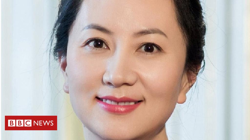 104716617 mediaitem104716616 - Meng Wanzhou: Tech boss in middle of US-China dispute