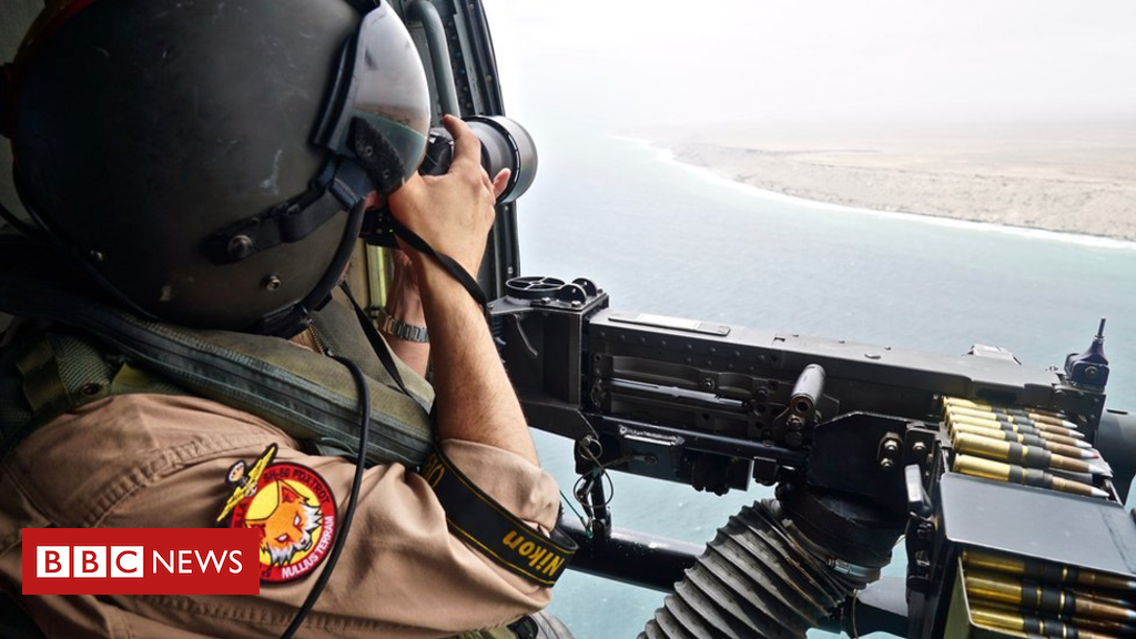 104717714 inw00813 - Somalia piracy: How foreign powers are tackling it
