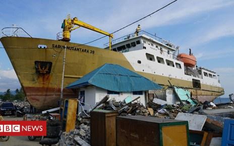 104725395 ship - 'Surprise' Palu tsunami clue found on seafloor