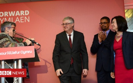 104740107 drakeford68 - New Welsh First Minister Mark Drakeford due to take reigns