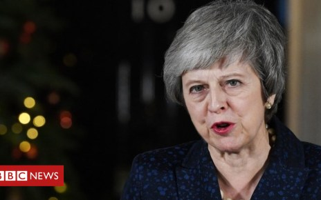104760795 mediaitem104760794 - Brexit: Theresa May to join EU summit after surviving vote