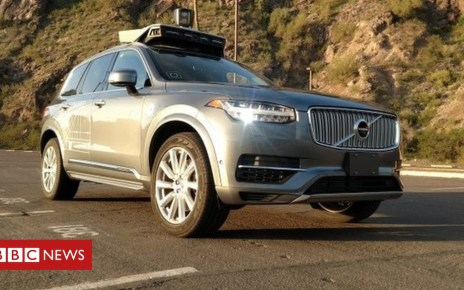 104765496 mediaitem100583872 - Uber told self-drive cars unsafe days before accident