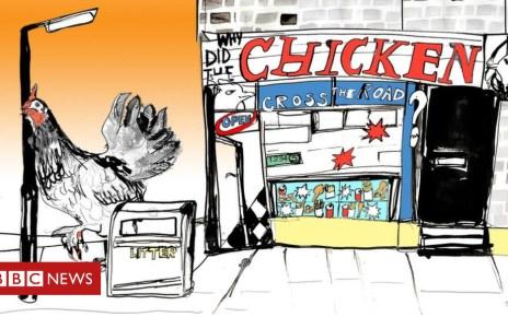 104800605 chickenshop - Do autistic people 'get' jokes?