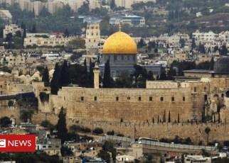 104822578 050305419 - Australia recognises West Jerusalem as Israeli capital