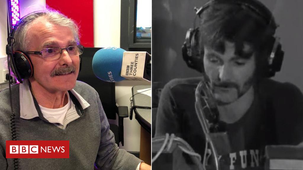 104849538 dekenow and then bbc - Stevenage shed radio DJ ready for BBC local radio slot