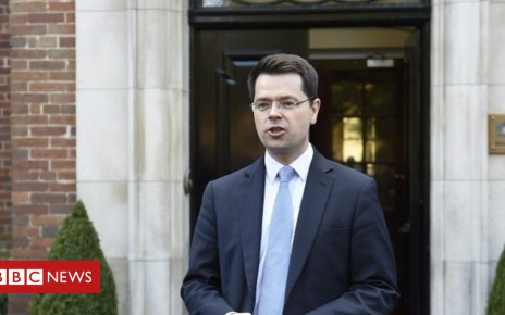 104858493 p06vxzpp - Brokenshire: Government 'preparing for Brexit no deal'