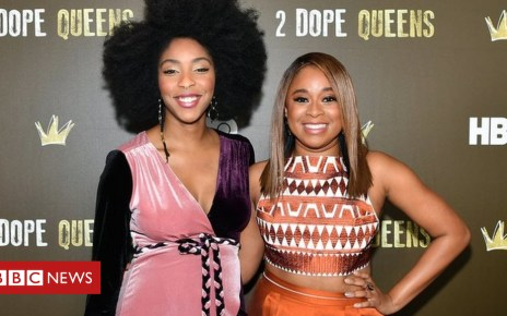 104897702 twodopequeens1 - 'Intimacy plus': Is that what makes podcasts so popular?