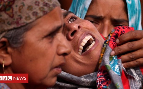 104901325 p06w6w82 - Why did 2018 see more violence in Indian-administered Kashmir?