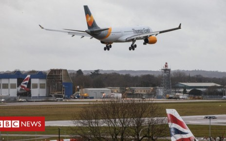 104923191 gettyimages 1085246074 - Gatwick drones pair 'no longer suspects'