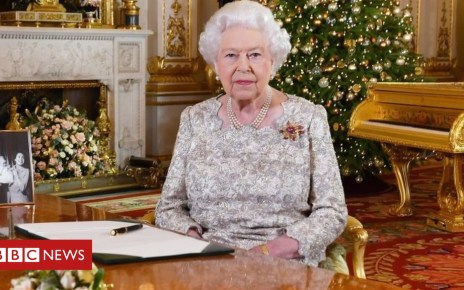 104931175 b5f089cb 9ab9 42e7 b37c 79fcdaea0cab - Goodwill message 'needed as much as ever', says Queen