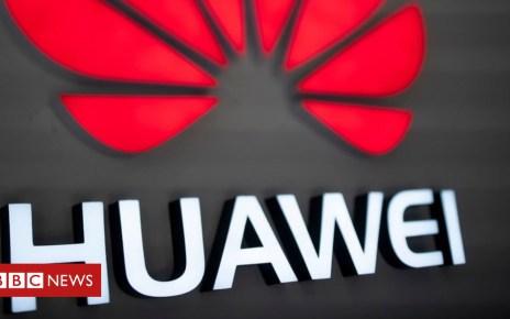 104972539 ce905a1e 8643 49df 8a95 702cf3f14356 - Huawei: China accuses UK of 'pride and prejudice'