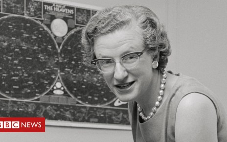105008459 gettyimages 515496982 - Mother of the Hubble: Tributes paid to Nasa scientist