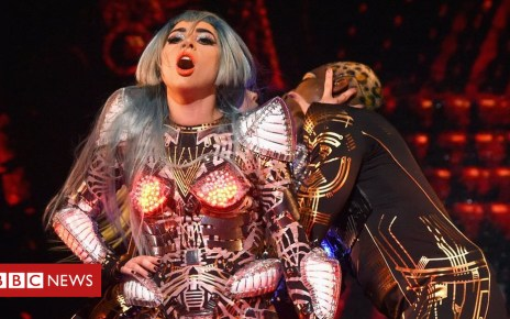 105010949 db7f8a8c 8c4d 4e4e 8d13 00c659b56dca - Lady Gaga's Las Vegas residency debut is 'bizarre and beautiful'
