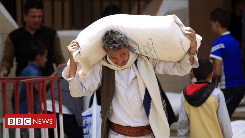 105015582 gettyimages 984315008 - Yemen war: WFP accuses Houthi rebels of diverting food aid