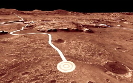 p06vjxqz - Ancient life may be easier to find on Mars