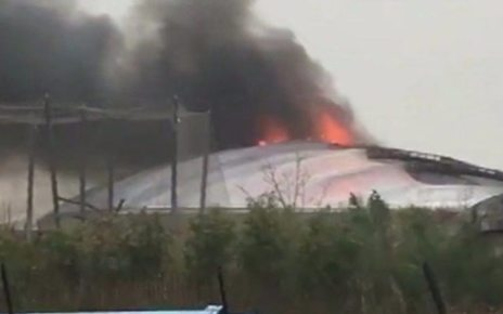 p06vphm8 - Chester Zoo fire caused by electrical fault