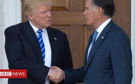 105029223 mediaitem105029222 - Mitt Romney: Trump has caused worldwide dismay