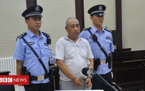 105045464 hi045846367 - China's 'Jack the Ripper' Gao Chengyong executed for murders