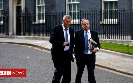 105054734 dup - Brexit: The DUP says there is 'no way' it will back PM's deal