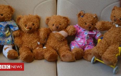105059751 medibear - Norfolk hospital children 'reassured' by Medibears