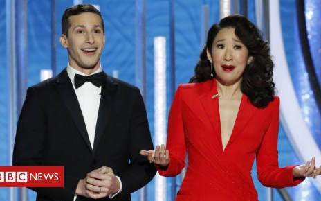105083107 sandrahohandysambergreuters - Golden Globes 2019: Seven talking points from the ceremony