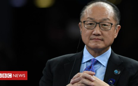 105090296 gettyimages 1061503244 2 - Jim Yong Kim resigns as head of World Bank