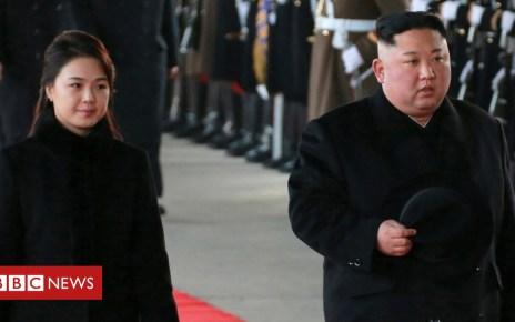 105096192 hi051510163 - North Korea's Kim Jong-un visits China's Xi Jinping