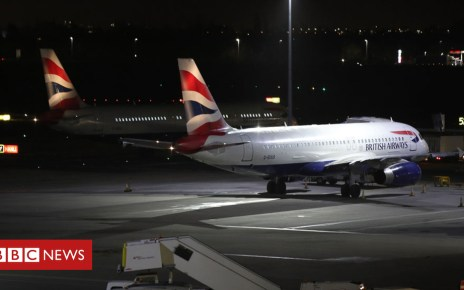 105108780 heathrowdrone pa - Heathrow airport drone investigated by police and military
