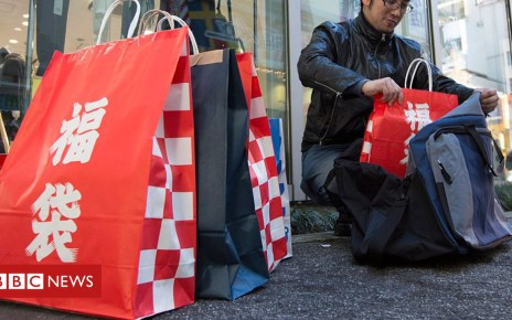 105111660 gettyimages 503062340 - Fukubukuro: Why Japan goes crazy for 'lucky bags'