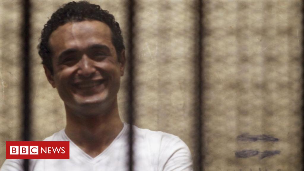 105124099 mediaitem105124096 - Ahmed Douma: Egyptian activist jailed for 15 years at retrial