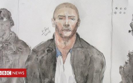 105128668 hi051499162 - Brussels Jewish Museum killings: Mehdi Nemmouche trial begins