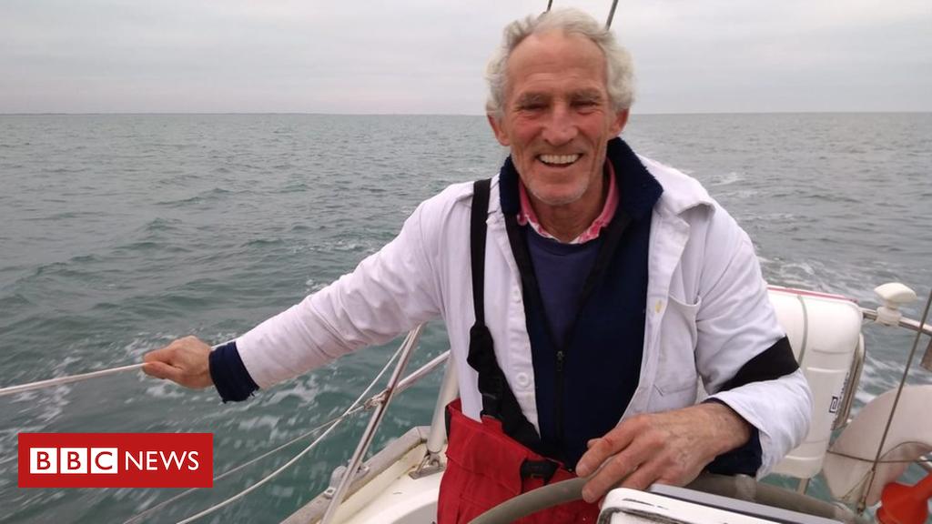 105150141 aab82b41 3c83 43ce 9f6c 4f7f9a70f137 - 'Missing' sailor Robin Davie sends radio message