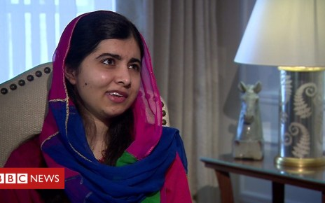 105169988 p06y0g6k - Malala Yousafzai: What does a Nobel Peace Prize winner do for fun?