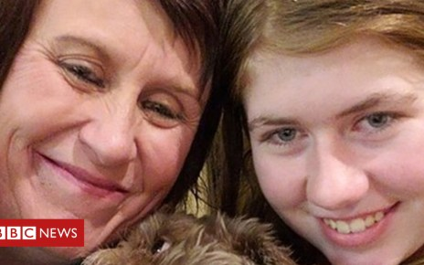 105179443 tv051576197 - Jayme Closs kidnap: Suspect Jake Patterson 'saw her on school bus'
