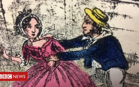 105186779 aa9b7ef5 fb62 431e 9722 a926e2ff4b8b - Fanny Hill auction: Banned book arouses 'strong interest'