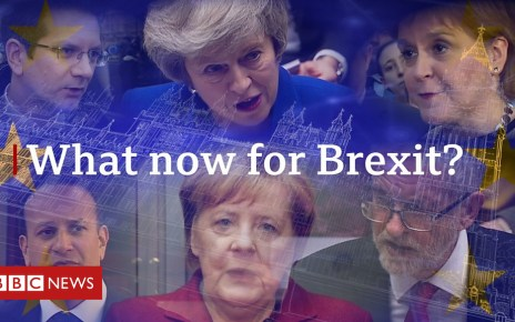 105212514 p06y8hz9 - MPs voted down Theresa May's Brexit deal by a huge majority. But now what?